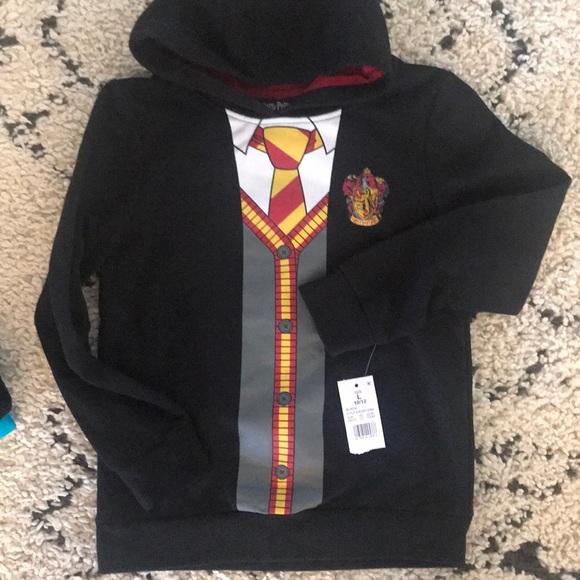 Childs Hoodie Hogwarts School